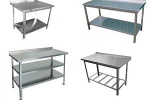 Как выбрать производственный стол из нержавейки?