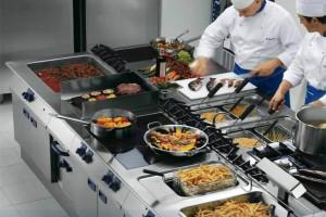 Професійне обладнання для ресторанів, кафе: головні особливості