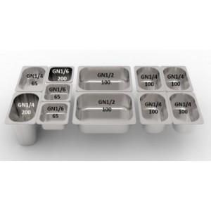 Прилавок холодильный КИЙ-В ПХ-1135 Классик