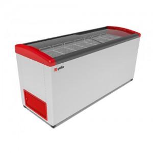 Морозильный ларь с гнутым стеклом FROSTOR FG 700 E