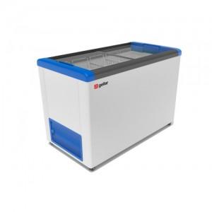 Морозильный ларь с прямым стеклом FROSTOR FG 400 C