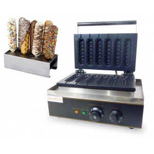 GoodFood Аппарат КОРН-ДОГ для приготовления вафли на палочке CM6