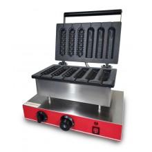 GoodFood Аппарат КОРН-ДОГ для приготовления вафли на палочке CM6A (3+3)