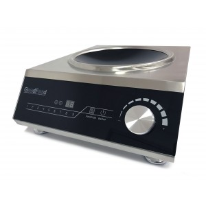 Плита индукционная GoodFood IC50 WOK PRIME