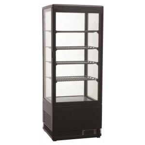 Витрина холодильная GoodFood RT98L черная