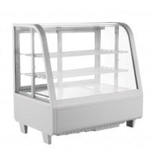 Витрина холодильная GoodFood RTW100L Premium (белая)