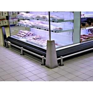 Отбойники из нержавейки в гипермаркете Инокс Трейд ПНС-37