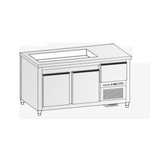 Стол холодильный* Cold G 215-13 N