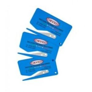 Нож для резки пакетов и пленки  Orved 70-125-3