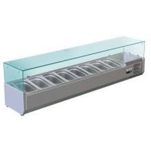 Салат-бар на 7 гастроемкостей GN ¼ Saro VRX 1600/330
