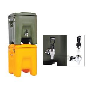 Термоконтейнер для напитков с краном Termobox Waterbox 23 lt with faucet