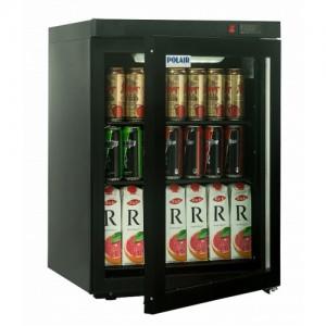 Шкаф холодильный Polair DM102 Bravo черный
