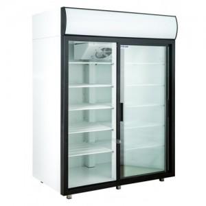 Шкаф купе холодильный Polair DM114Sd-S 2.0