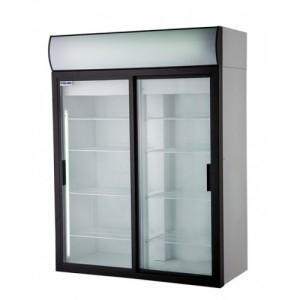 Шкаф купе холодильный Polair DM114Sd-S