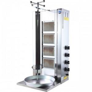 Аппарат для шаурмы газовый Remta D13 LPG 4 горелки