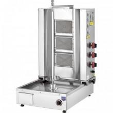 Аппарат для шаурмы газовый с нижним приводом Remta DT04