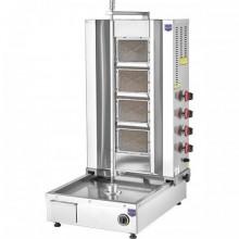Аппарат для шаурмы газовый с нижним приводом Remta DT05