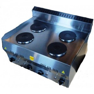 Плита электрическая 4-х конфорочная Remta TS20S