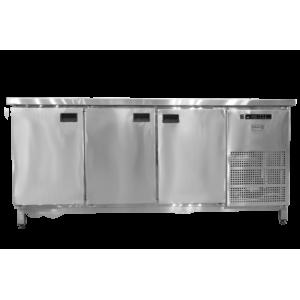 Холодильный стол Tehma 3 двери (1860х700х850)