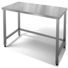 Стол производственный без борта, без полки (1000х600х850)